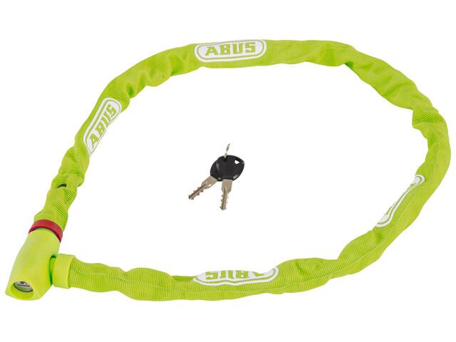 ABUS uGrip Chain 585/100 fietsslot geel